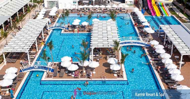 Karmir Resort & Spa'da Balayı Fiyatı