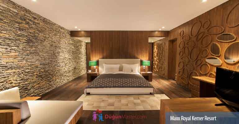 Maxx Royal Kemer Resort'de Balayı Fiyatı