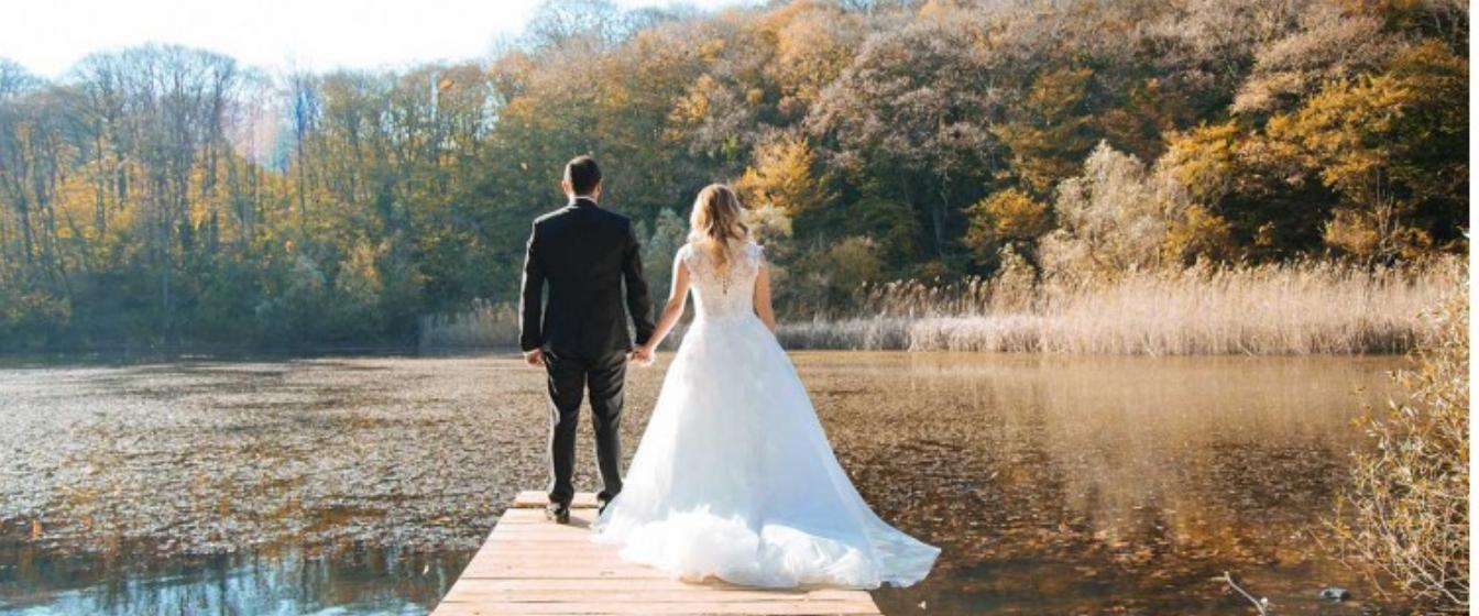 Sonbahar' da Düğün Konsepti İçin Dış Çekim Mekanları