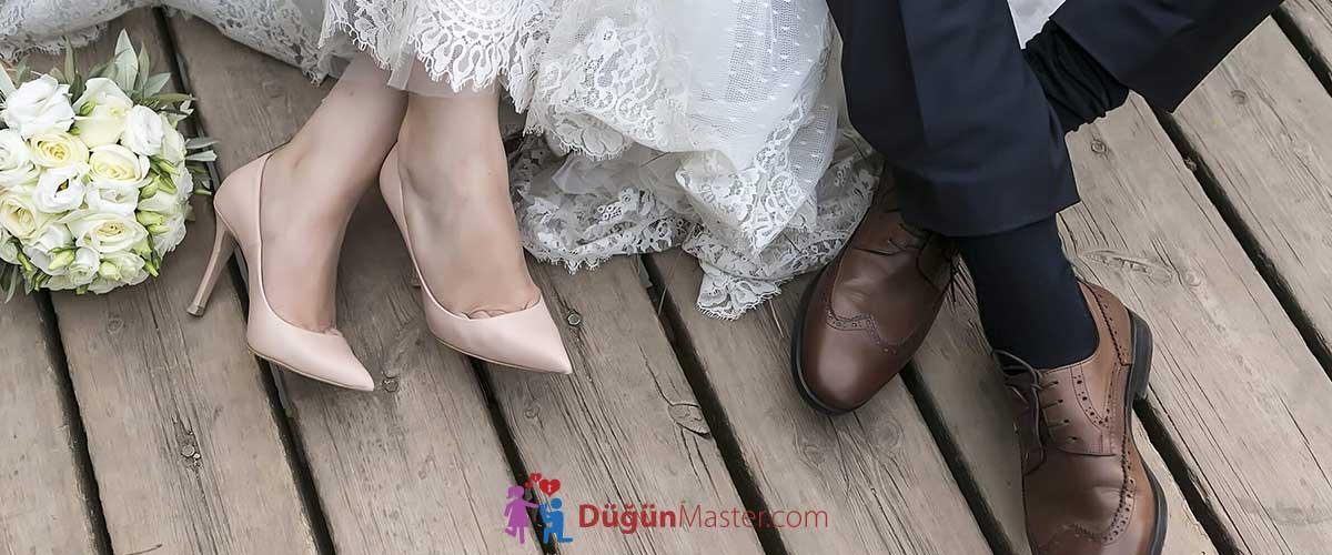 Düğün Ayakkabısı Seçerken Dikkat Etmeniz Gerekenler