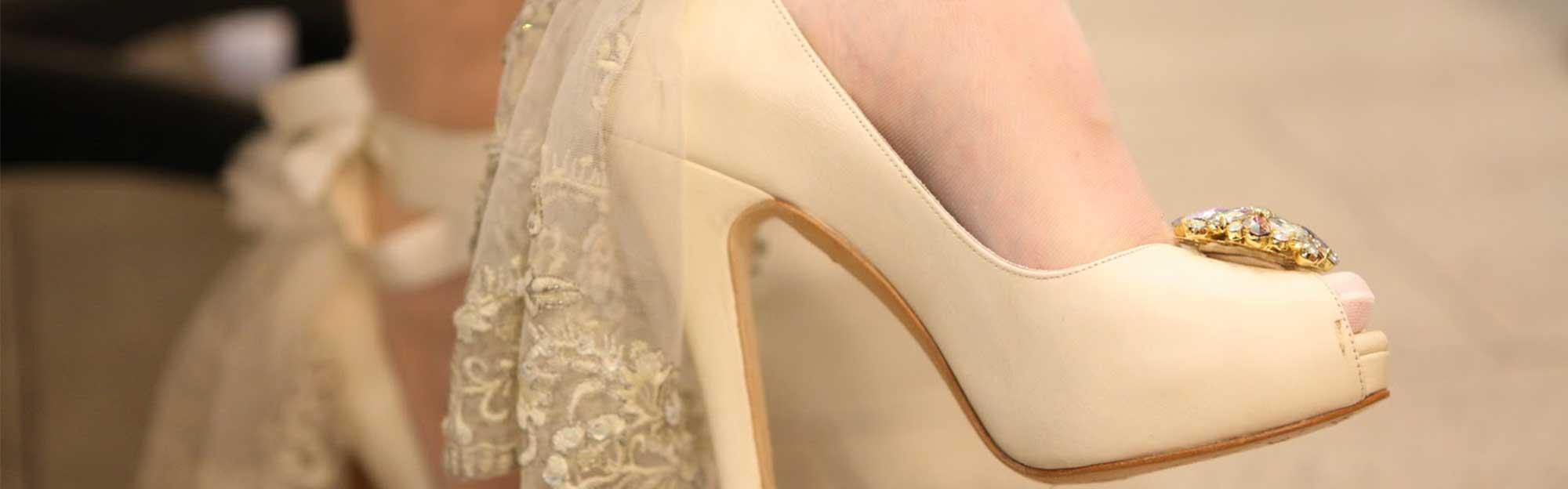 Gelin Ayakkabısı ve Aksesuarları